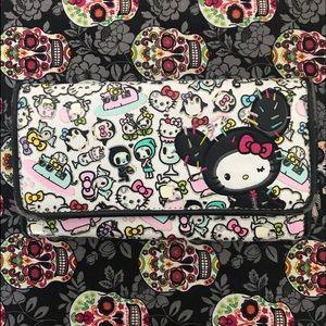 Tokidoki Hello Kitty Wallet